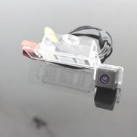 Для KIA Cadenza автомобиля камера заднего вида / резервное копирование парк камеры / HD CCD RCA NTST PAL / номерного знака света OEM