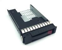 """Unidad de unidad de disco duro del convertidor SATA 2.5 """"SSD a 3.5"""" FRU00FC28 + 373211-001 para HP DL140 G3 DL320 G4 DL160 G5 G6 ML370"""