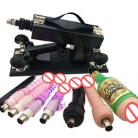 Automatic Sex Machine Gun Multi- Speed Vibrating for Men and ...