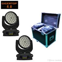 Flight 2IN1 Packung 36x10W Led Washlight RGBW Farb 4in1 Tyanshine DMX / Sound / Auto Modus Super LED Washer CERROHS