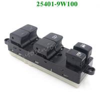 Conductor de alta calidad de 25401-9W100 ventana Master Power lado del interruptor para Nissan Pathfinder 05-08 4.0L 5.6L 254019W100 25401ZP40B 25401ZP40B
