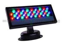36 * 3W RGB Wall Washer Waterproof LED Proiettore Stage Light LED luce esterna LED Par luce Wash Effetto MYY