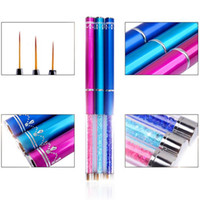 Wholesale- 7 9 11mm Painting Flower Drawing Line Pen Brush C...