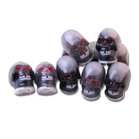 2017 party tricky toys shar skull whole new plastic Handmade...