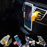 Universal 360 Degrees Car Phone Holder Air Vent Mount Bicycl...