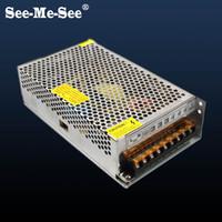 12 V LED Trafo Güç Kaynağı Anahtarı Adaptörü AC 110 V-220 V DC 12 V 2A 3A 5A 10A 20A 30A 40A 60A Led Şerit Için Sürücü