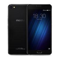 """الهاتف المحمول الأصلي مفتوح MEIZU M U10 MTK6750 ثماني النواة 2GB / 3GB RAM 16GB / 32GB ROM Android 5.0 """"2.5D Glass 13.0MP Face AE 4G"""