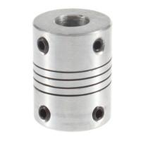 5x8 mm 플렉시블 커플 링 모터 조 샤프트 커플러 5mm ~ 8mm 플렉시블 커플 링 OD 19x25mm Whoelsale