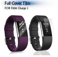 Smart watch Screen Film soft TPU Protector For fitbit charge...
