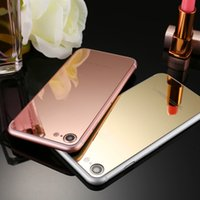 For Iphone 7 Plus Iphone 6 6S Plus 5 5S Plating Mirror Front...