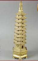 Sıcak ve açık pirinç dokuz kat Wenchang kulesi bilgelik tarafından Wang akademik testi test yardımcı olmak için
