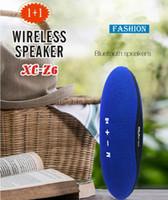 Rugby-drahtloser Bluetooth-Sprecher-tragbarer Stereo-Subwoofer-Lautsprecher im Freien XC-Z6 Unterstützungs-TF-Karte FM-Handfree für iphoneX Samsung