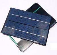 Gute Qualität! 4,2 Watt 9 V Mini Solarzelle Modul Polykristalline Solarpanel DIY Ladegerät System Bildung Ktis 200 * 130 * 3 MM Kostenloser Versand