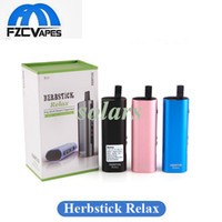Authentic Herbstick Relax Kit 2800mAh Temperature Control Dr...