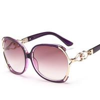 2017 Nuevo Vintage Pearl Sunglasses Mujeres Gafas de Sol Feminino Gradiente de la Moda gafas de Sol Mujeres Diseñador de la Marca Gafas de Sol 142 M