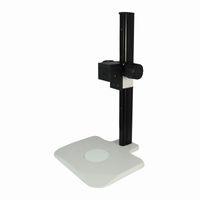 ZJ-635 N Tipo Alta cingolati basamento del microscopio basamento N interfaccia staffa lunga rotaia / staffa regolazione fine microscopio / su e giù regolazione