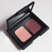 N @ r $ Marca Maquillaje 2 Color Paleta de ojos Kuala Lumpur / St-Paul-de-Vence / Mediteranee / Surabaya Highlightter