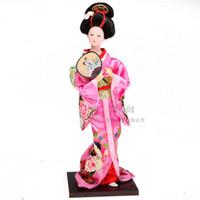 Bambola giapponese Geisha bellezza Fang Tang bambola di stoffa Yakiniku decorazione del ristorante