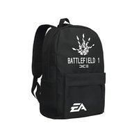 Game Battlefield Backpacks Cool Man Shoulder Bags Rucksack O...