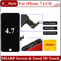 Best china quality (AUO LCD) For iPhone 7 LCD (4. 7' 3...
