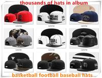 New Snapback Hats Cap Cayler Sons Snap back Baseball football basket personalizzato Cappellini dimensione regolabile goccia Spedizione scegliere dall'album CY47