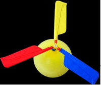 voler ballon hélicoptère ballons bricolage avion jouet enfants nouveauté jouet gag auto-combiné jouets ballon incroyable d'enfants en hélicoptère Ballon