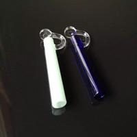 Лабораторные стеклянные водяные коптильные мини-масляные восковые трубки CONCENTRATE TASTERS боросиликатные трубки с удлинителем, предназначенные для втирания