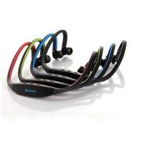 20 pçs / lote atacado de alta qualidade s9 bluetooth v3.0 esportes estéreo bluetooth fone de ouvido sem fio fones de ouvido para blackberry lg smartphone