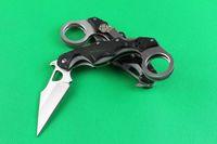 Oferta Especial 0138 Karambit Karambit Garra Folding Blade Facas Ao Ar Livre Camping Caminhadas Facas de Sobrevivência no Pacote de Caixa Original