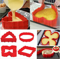 Cooking Moulds Cake Silicone Cake Bake Snake DIY Silicone Ca...