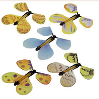 Magic Toys Hand Transformation Fly Butterfly Magic Tricks Pr...
