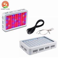 전체 스펙트럼 LED 성장 빛 1000W 1200W 이중 칩 LED 성장 조명 실내 수경 시스템 플랜트 램프 꽃과 성장