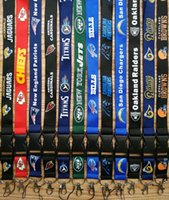 Bears Texans sports lanyard Neck Lanyard for MP3 4 cell phon...