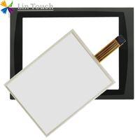 NEU PanelView Plus 1500 2711P-T15C4A8 2711P-T15C4A9 2711P-T15C4B1 HMI-SPS TouchScreen UND Front-Label-Film Touchscreen und Frontlabel