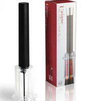 Nuovo arrivo di pressione superiore del vino rosso Opener Air Acciaio inossidabile Tipo Pin bottiglia Pompe Cavatappi sughero Out Strumento LLFA