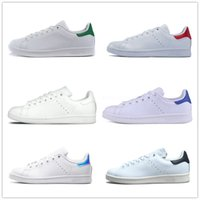 Classic stan smith green blue red back casual shoes for men ...