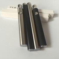 États-Unis Populaire batterie à tension variable pré-chauffage o stylo vape batterie à huile épaisse Mix 2 Lo 510 batterie