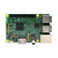 Freeshiping RS Raspberry Pi 3 Modello B ARM Cortex-A53 CPU Quadro-core a 1.2GHz 64-bit Scheda w / 1GB RAM Processore Quad Core 64Mit Broadcom BCM2837