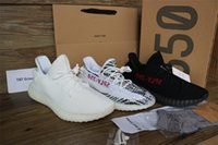 New SPLY 350 V2 shoes 8 colors cp9652 bred cp9654 zebra BY16...