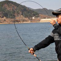 Pas cher ul tige de filature 1.8m 0.8-5g leurre poids ultra-léger tiges de filature 2-5LB ligne poids ultra léger filature canne à pêche chine