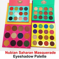 Professional Eyeshadow Palette Masquerade 16 color Eye shado...