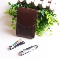 2Pcs Stainless Steel Big Small Toes Nail Clippers In A Pouch...