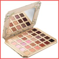 Factory Direct DHL maquillage gratuit Chocolat Amour Naturel Collection Palette Ombre à Paupières Ultimate 30 Couleur Palette Ombre à Paupières