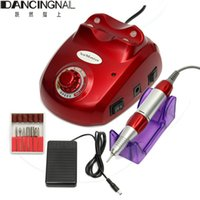 Wholesale- Professional Electric Nail Drill File Machine 300...