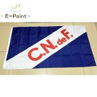 Uruguay Club Nacional de Football 3 * 5ft (90 * 150 cm) Polyester Flagge Banner Dekoration Fliegen Home Garten Flagge Festliche Geschenke