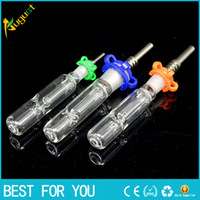 Nector Glass Pipe Collector With 10mm 14mm 18mm Joint Honey ...