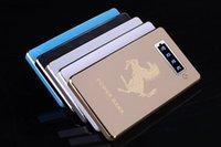 6000mAh Banca di potere esterno pacco batteria esterna portatile del caricatore universale per telefoni bakeup
