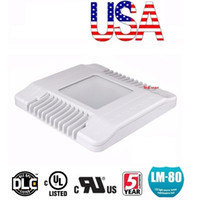 STOCK IN US + High Bay Light 130W 150W Gas Station Lamp Led ...