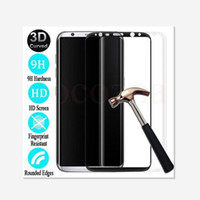 For Samsung Galaxy S8   S8 Plus High Quality Full Cover 3D C...