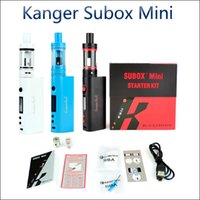 High Quality Kanger SUBOX Mini Starter Kit 0. 3ohm OCC Subtan...